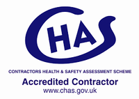 CHAS Accredited Electrical contractors in Manchester